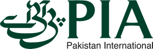 Pakistan International Airlines Logo Vector
