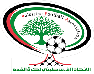 Palestine National Football Team Logo Vector