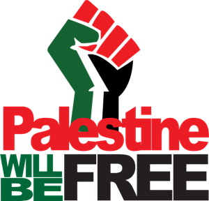 Palestine Will Be Free Logo Vector