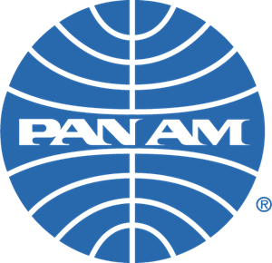 Pan Am Logo Vector