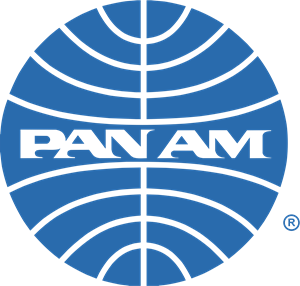 PanAm airlines Logo Vector