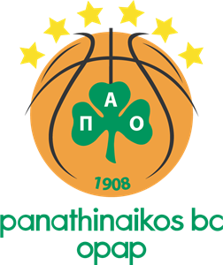 Panathinaikos Basketball Logo Vector