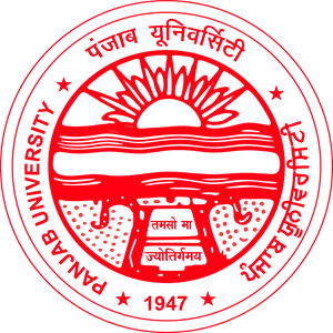 Panjab University Logo Vector