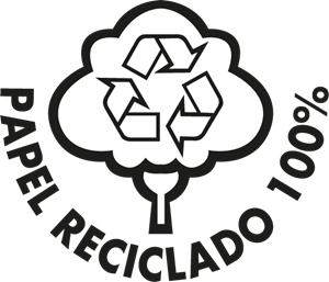 Papel Reciclado Logo Vector