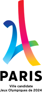 Paris 2024 Logo Vector
