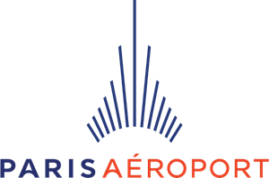 Paris Airport Logo Vector