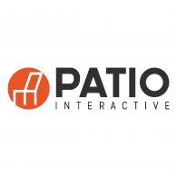 Patio Interactive Logo Vector