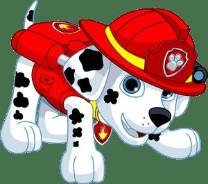 Patrulha Canina Marshall Logo Vector Cdr Free Download