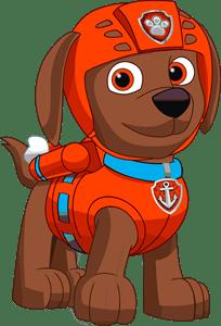 Patrulha Canina Zuma Logo Vector Cdr Free Download