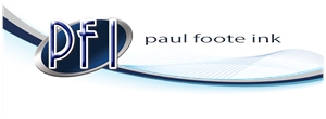 Paul Foote Ink Logo Vector