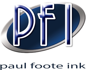 Paul Foote Ink ltd Logo Vector