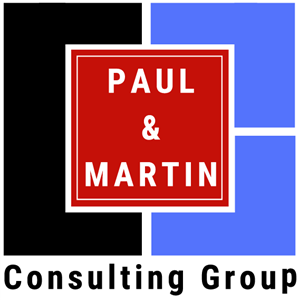 Paul & Martin Consulting Group Pvt. Ltd Logo Vector