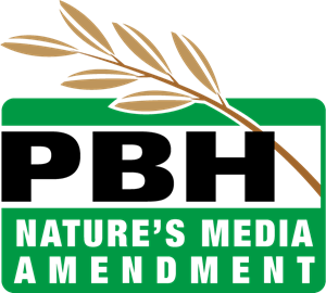 PBH Nature's Media Amendment Logo Vector