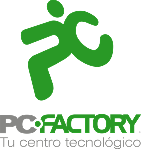 PC Factory Logo Vector