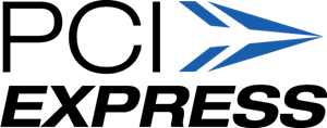 PCI Express Logo Vector