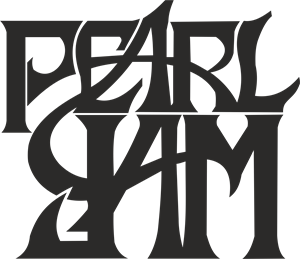 pearl jam 2005 2 logo vector cdr free download rh seeklogo com pearl jam logo wallpaper pearl jam logo meaning