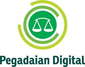 Pegadaian Digital Logo Vector