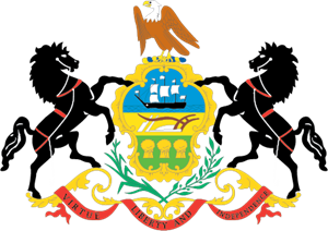 PENNSYLVANIA COAT OF ARMS Logo Vector