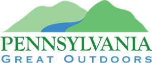 Pennsylvania Great Outdoors Logo Vector