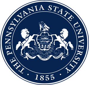Pennsylvania State University Seal Logo Vector