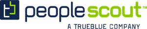 PeopleScout, a TrueBlue company Logo Vector