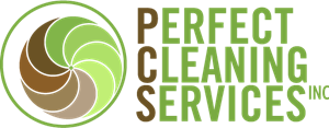 Perfect Cleaning Services Logo Vector