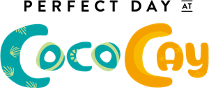 Perfect Day at CocoCay Logo Vector