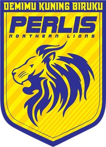 Perlis Northern Lions Logo Vector