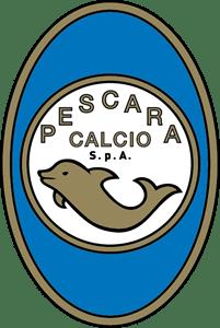 pescara calcio logo vector ai free download