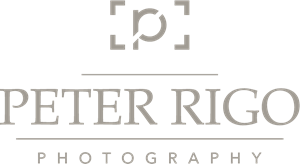 PETER RIGO PHOTOGRAPHY Logo Vector