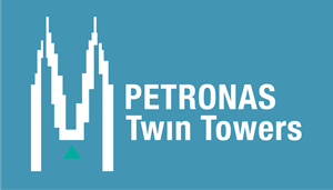 Petronas Twin Towers Logo Vector