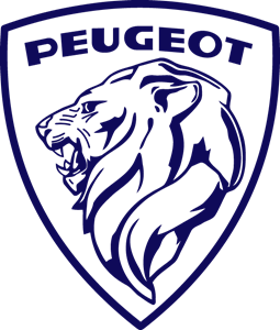 Peugeot car Logo Vector