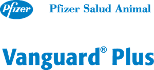 pfizer salud animal Vanguard plus Logo Vector