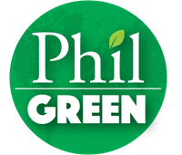 Phil Green Environmental English Course Technic Logo Vector