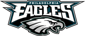 Philadelphia Eagles Wordmark Logo Vector