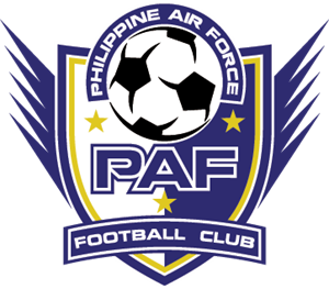 Philippine Air Force F.C. Logo Vector