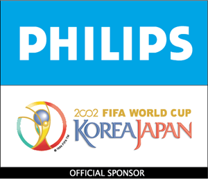 Philips - 2002 FIFA World Cup Logo Vector