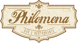 Philomena Bar e Restaurante Logo Vector