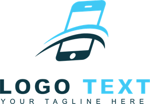 Phone store Logo Vector