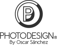 Photo Design By OscarSánchez Logo Vector