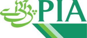 PIA Airline Logo Vector