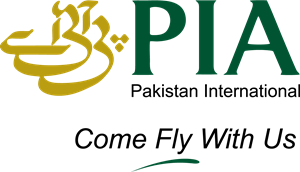 PIA (Pakistan International Airlines) Logo Vector
