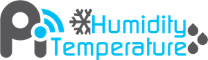 PiHumidity & Temperature Logo Vector