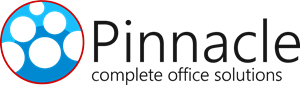 Pinnacle Complete Office Solutions Logo Vector