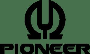 pioneer logo vector eps free download