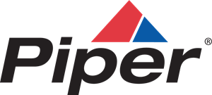 Piper Aircraft Logo Vector