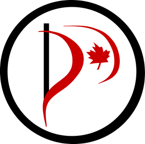 Pirate Party of Canada Logo Vector
