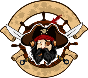 Pirates Logo Vector
