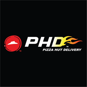 Pizza Hut Delivery Logo Vector