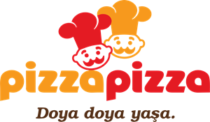 Pizza Pizza Logo Vector